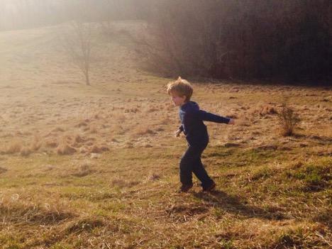 Reed dancing
